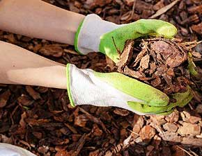 mulch and landscaping supplies