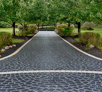 interlocking landscape supplies