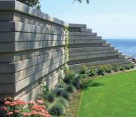 Grande Navascape Retaining Wall