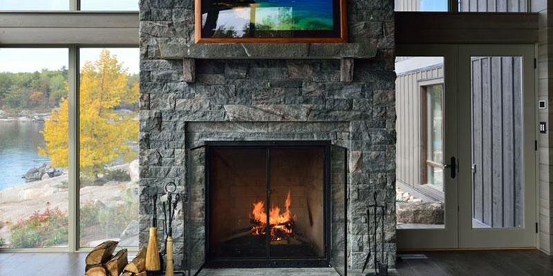 The Benefits Of Thin Stone Veneer For Your Fireplace
